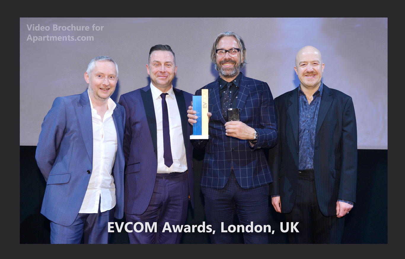 Evcom awards for VPP