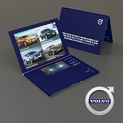 Volvo-Video-Brochure for Auto Industry Marketing