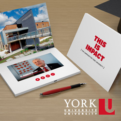 York University Video-Brochure