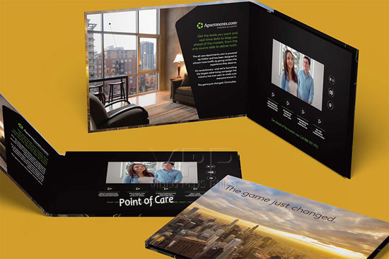 Video Corporate  Brochures