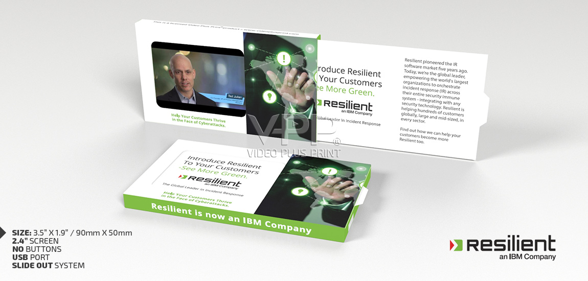 Video Business Cards, Video Visiting Card, Video Profile Cards,