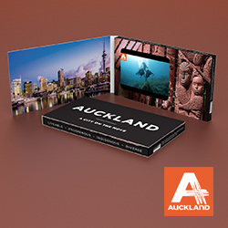Auckland Video Business Card