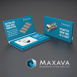 Video business card lcd business card maxava video business card colourmoves