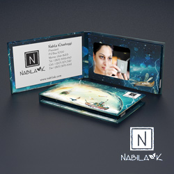 Nabila Video Business Card