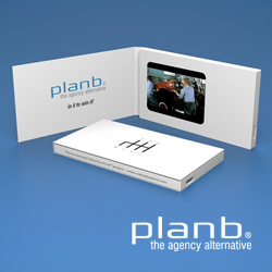 Plan B-Video Business Card