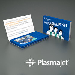 PlasmaJet-Video Business Card