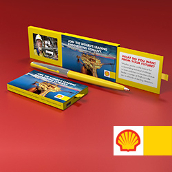Shell-Video Business Card