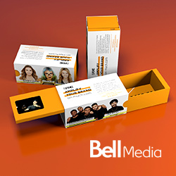 Bell-Media Video Packaging