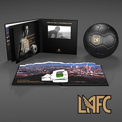 Los Angeles Football Club Video Book, LAFC Video Book