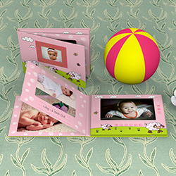 Baby Video Books and Albums