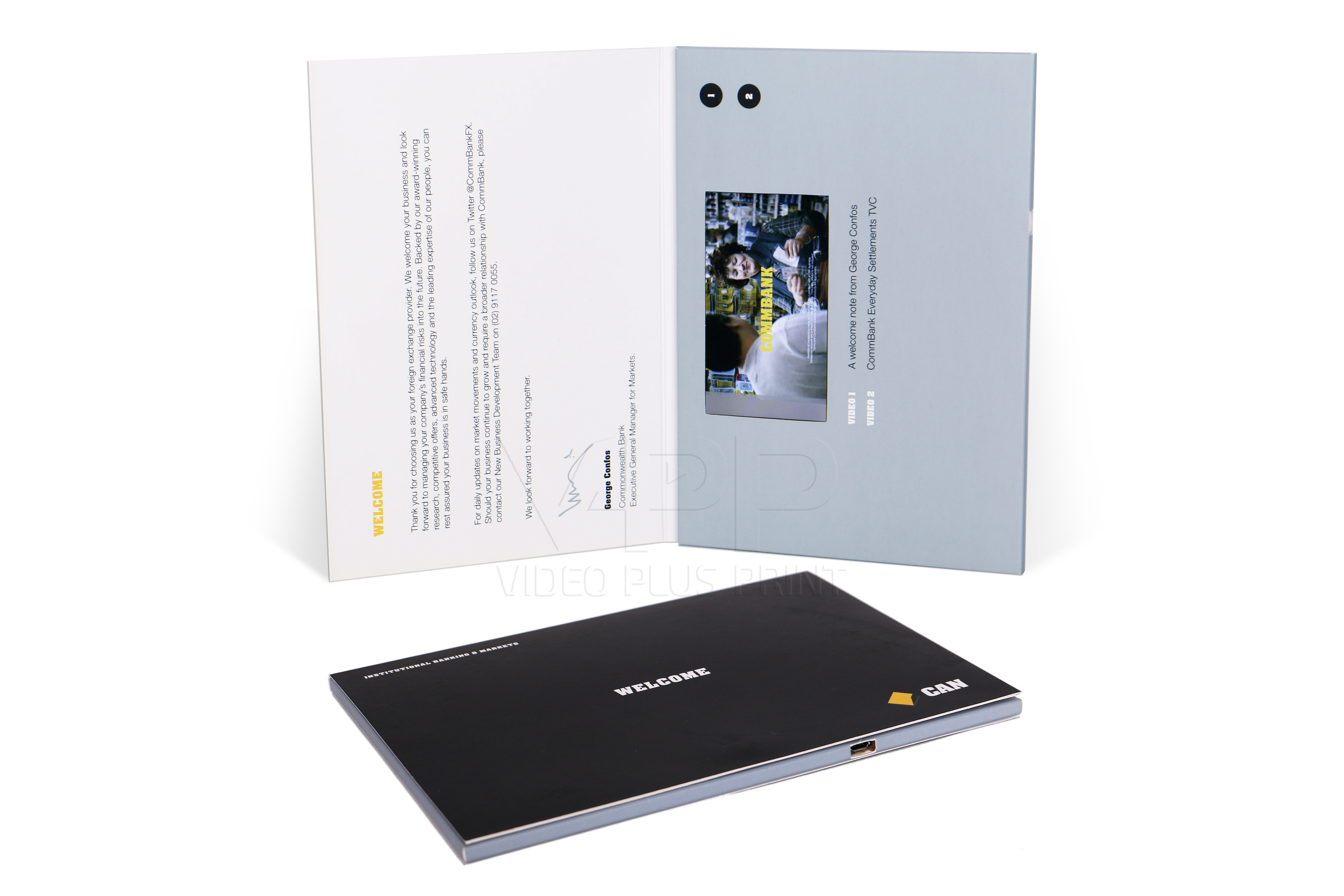 Samsung Video Packaging, Samsung Video Boxes with Sleeves
