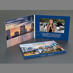 Irving Texas Video Brochure